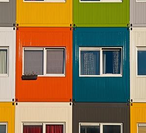 Containerwoning kan stijlvol zijn