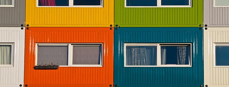 Containerwoning I Onze Cubes zijn luxe woonoplossingen